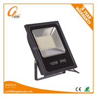 100-240v smd 100 watt led flood light housing ip65