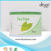 Hotsale Soft Strip Tea Tree Depilatory Hair Removal Wax with OEM/OBM