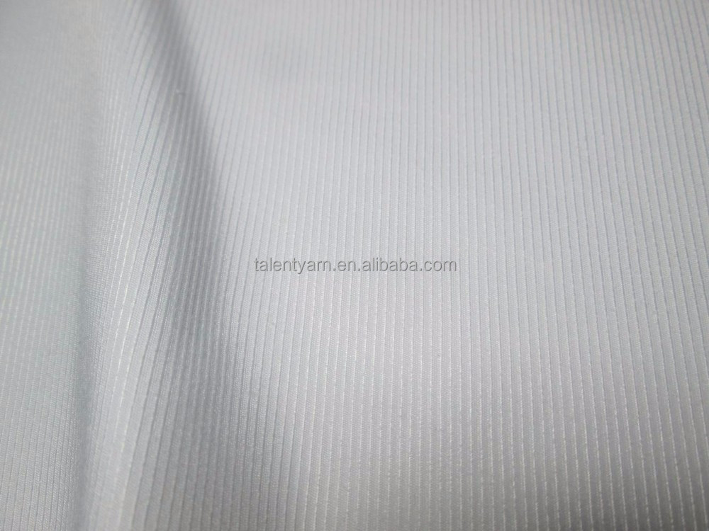 Permanent Thermal Polyester Cotton Blend Woven For Men Shirts Fabric (TA-191)