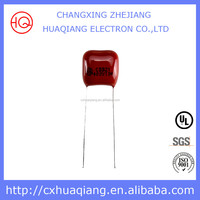 CBB22 Metallized Polypropylene Film Capacitor 103J 400v Capacitors 0.001uF / 10nF