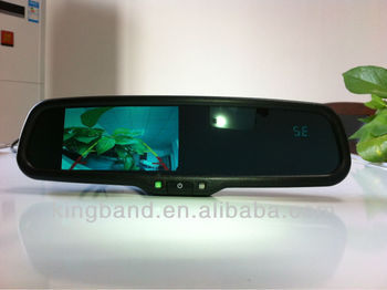 OEM car rear view mirror/safety when night driving/for parking/many functions/suit most cars