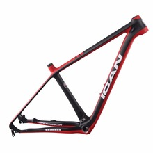 High Quality 29er Carbon Mountain Bike Frame For Sale With BB92 Thru Axle
