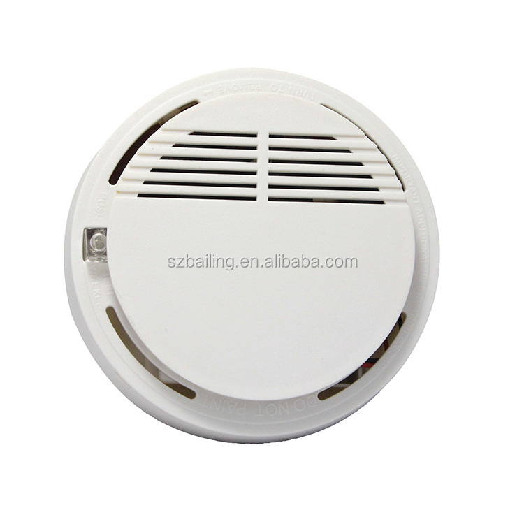 Wireless Security GSM Home Fire Sensor Alarm System Accessories smoke detector fire alarm