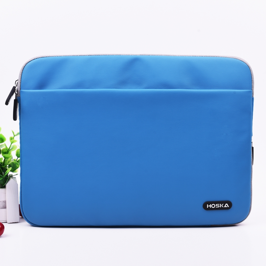 High protective leather/ pu laptop/tablet sleeve /bag