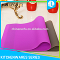 High quality china made colorful cheap cheap baby silicon table mat