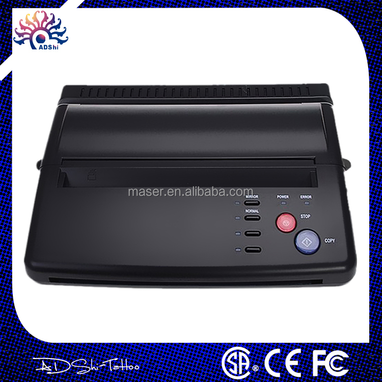 cheap good quality transfer tattoo thermal copier printer stencil thermal tattoo transfer stencil printer copier for tattoo