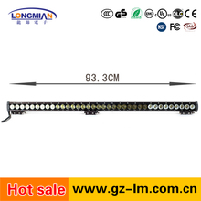 Factory price single row 4x4 accessories offroad light bars IP67 180w LED dome lights for ATV Jeep 4x4 offroad