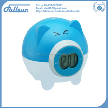 large plastic coin banks FS-2613
