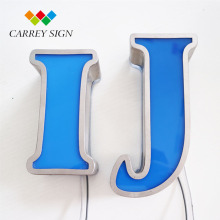 Factory price 3D Acrylic alphabet Letter sign