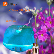USB Ultrasonic aroma diffuser Ultransmit Waterless Aromatherapy diffusers For home office hotel humidifier