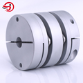 Double disc Linear Motion Couplings