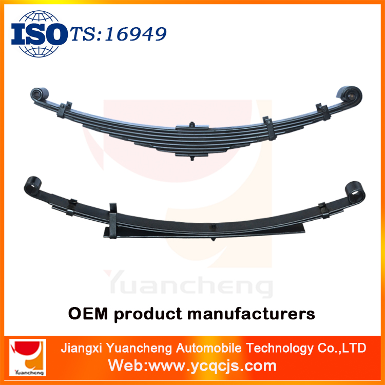 High quality auto bus leaf spring