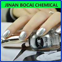 aluminum paste of non-leafing type for nail polish pigment