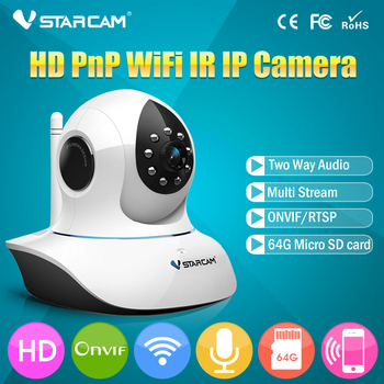 C38A Wireless Network 1.3MP 960P WiFi Ip Camera 960P VStarcam Camera