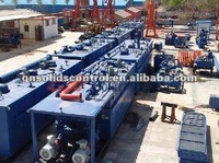Drilling mud purification System
