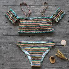 Professional ladies bathing suit 2014 new design ladies sexy mature bikini beachwear with high quality