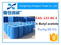 99.5% 2015 High purity good price n-Butyl acetate CAS: 123-86-4