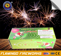 Alibaba big Frog fuegos artificiales