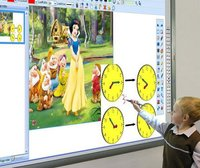Infrared electronic interactive whiteboard smart board for sale