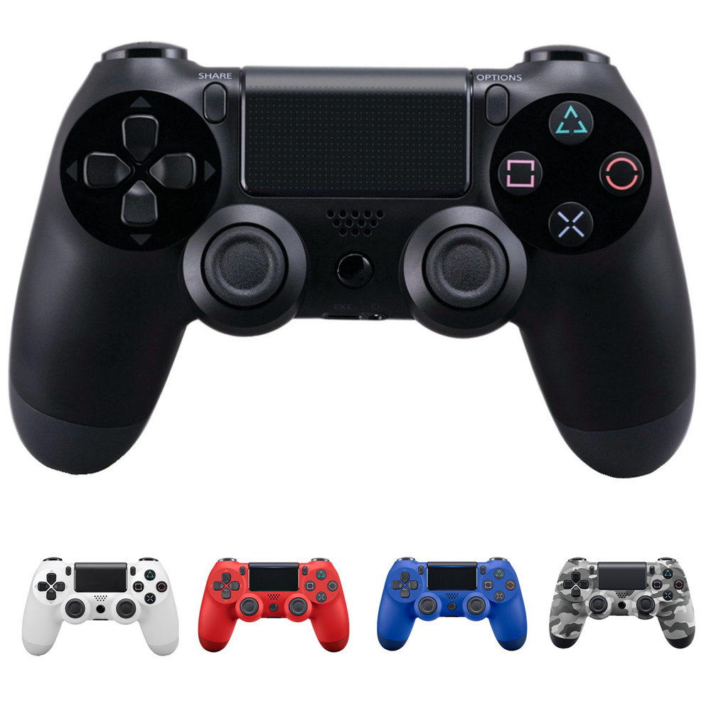 High quality wireless bluetooth PS4 Controller for Sony Game controller 4 Joystick Gamepads for PlayStation 4 Console