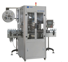 Automatic pvc shrink label sleeving machine