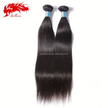 Factory Price Unprocessed Peruvian 100% Human Natural Straight braiding hair