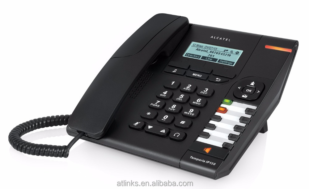 ALCATEL TEMPORIS IP150 VOIP PHONE