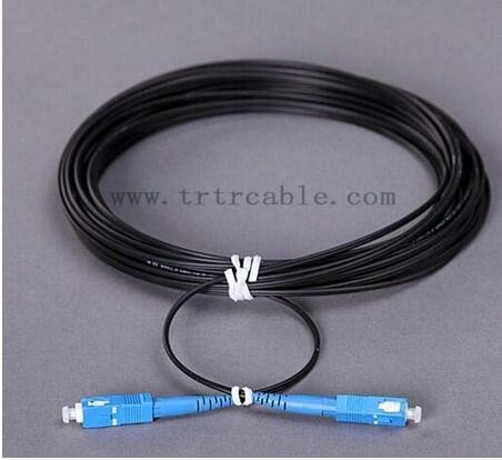 China Factory Wholesale Singlemode Ftth Drop Cable Patch Cord