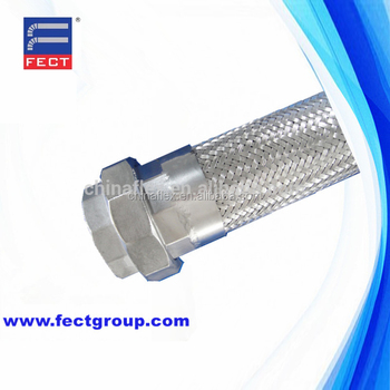 Stainless steel flexible hose for machines /metal corrugated hose