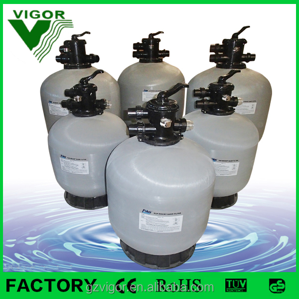 Factory cheap price swimming pool water purifying circulation filter system
