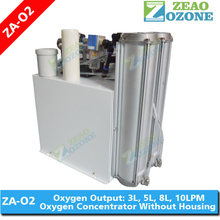 Oxygen concentrator parts used in Veterinary and glass blowing