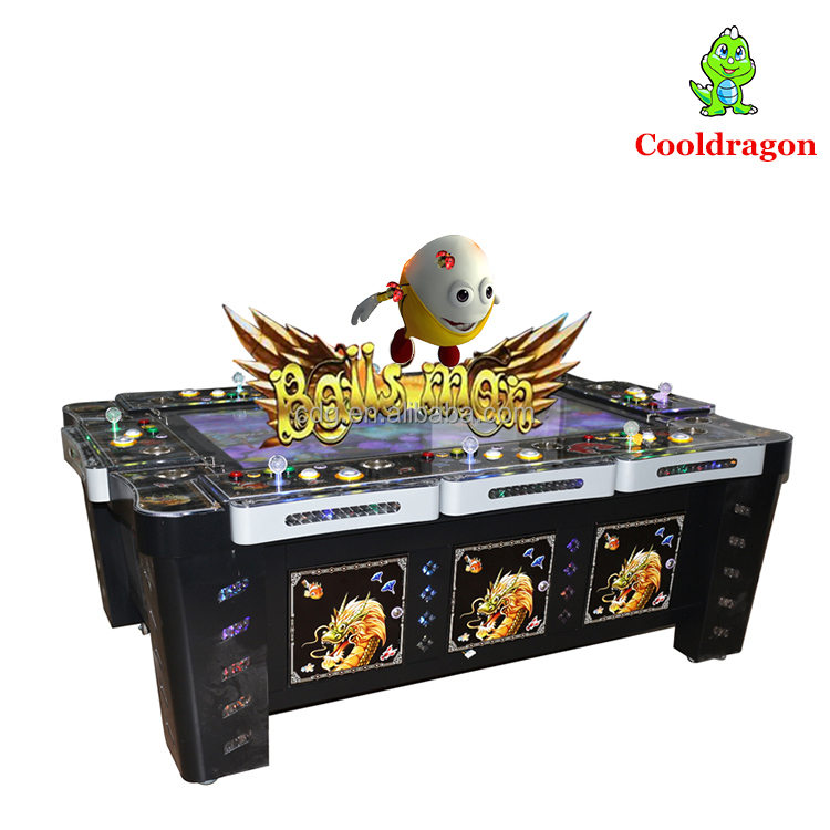 2017 IGS Ocean Tyramt Fishing Game Machine Fish Game 8 Player Consoles Video Games Original