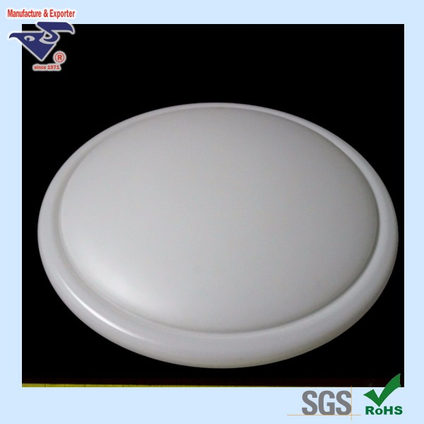 PS material lampshade diffuser sheet for LED ceiling lights UGR less than 19
