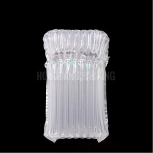 Protective safe inflatable air bag/clear air bag packaging for wine/bottle/jar