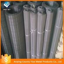 China Supplier low porosity stainless steel wire mesh