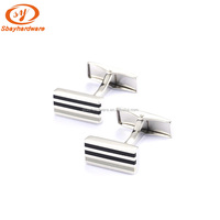 Luxury Nice High Quality New Shirt Cufflink For Mens/Logo Cuff Link/Cuff Link And Studs Set