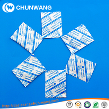 Eco-friendly food usage non toxic and odorless oxygen absorbent