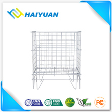 Cheap metal wire mesh storage baskets for sale