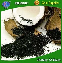 Wooden and coal based granular activated carbon