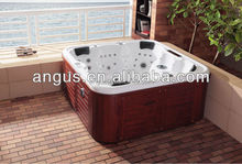 6 persons Fashion Acrylic Outdoor Massage spa Hot tub YH-192