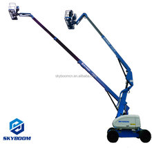 hydraulic telescopic/articulated boom lift/man lift
