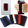 Ultrathin Smartphone Strap,Comfortable Elastic Strap and Faux Suede Leather Patch with Self-Adhesive