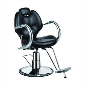 Cheap Whole Barber Chairs For Beauty Parlor With Well Chromed Armrest Mx 2668c