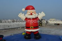 Durable in use inflatable christmas ground balloon N2040