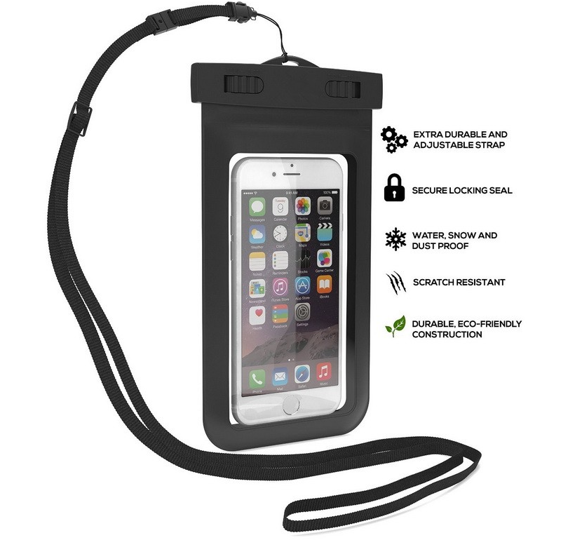 New High Quality Waterproof Bag Underwater Pouch Dry Case Cover Protect Phone Bag Swimming Bag