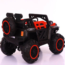 Four Wheels 4X4 Mini Jeep For Kids