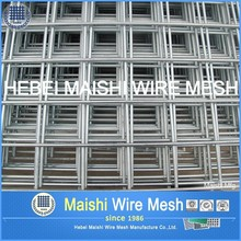 Hot dipped 2x2 galvanized Stainless Steel welded wire mesh