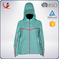Wholesale china custom women cheap cycling nylon varsity jacket