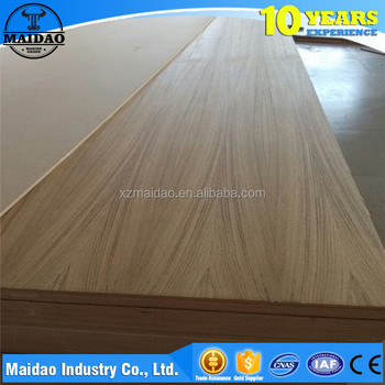 Latest products 6-25mm veneer mdf buy from alibaba
