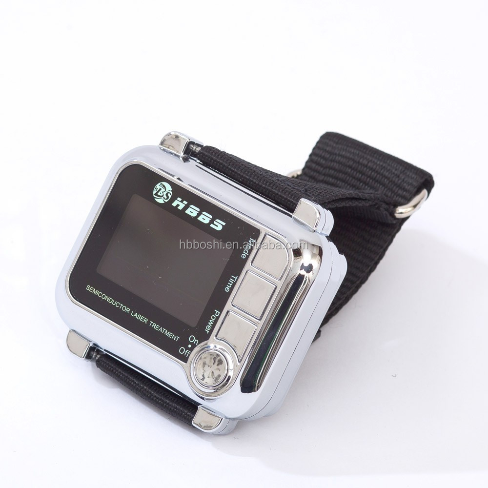 2016 Wholesale infrared soft laser therapy device for wrist and nose